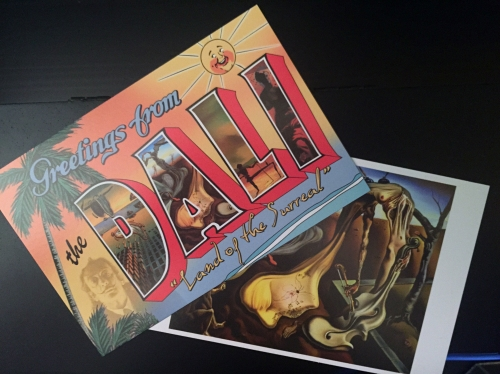 Dali Post Cards