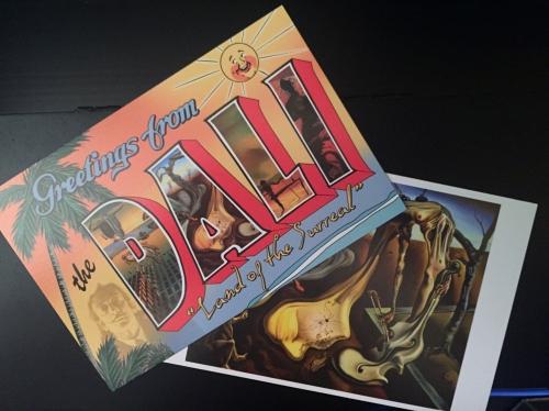 Dali Post Cards