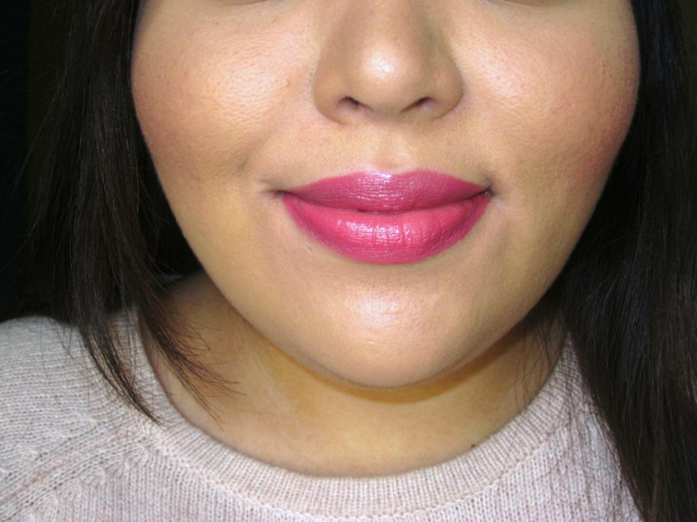 Rimmel London Moisture Renew Lipstick Piccadilly Pink