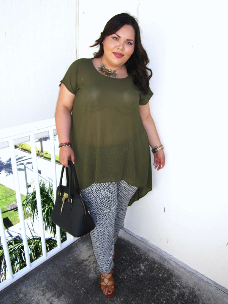 Budget Friendly Plus Size Outfit