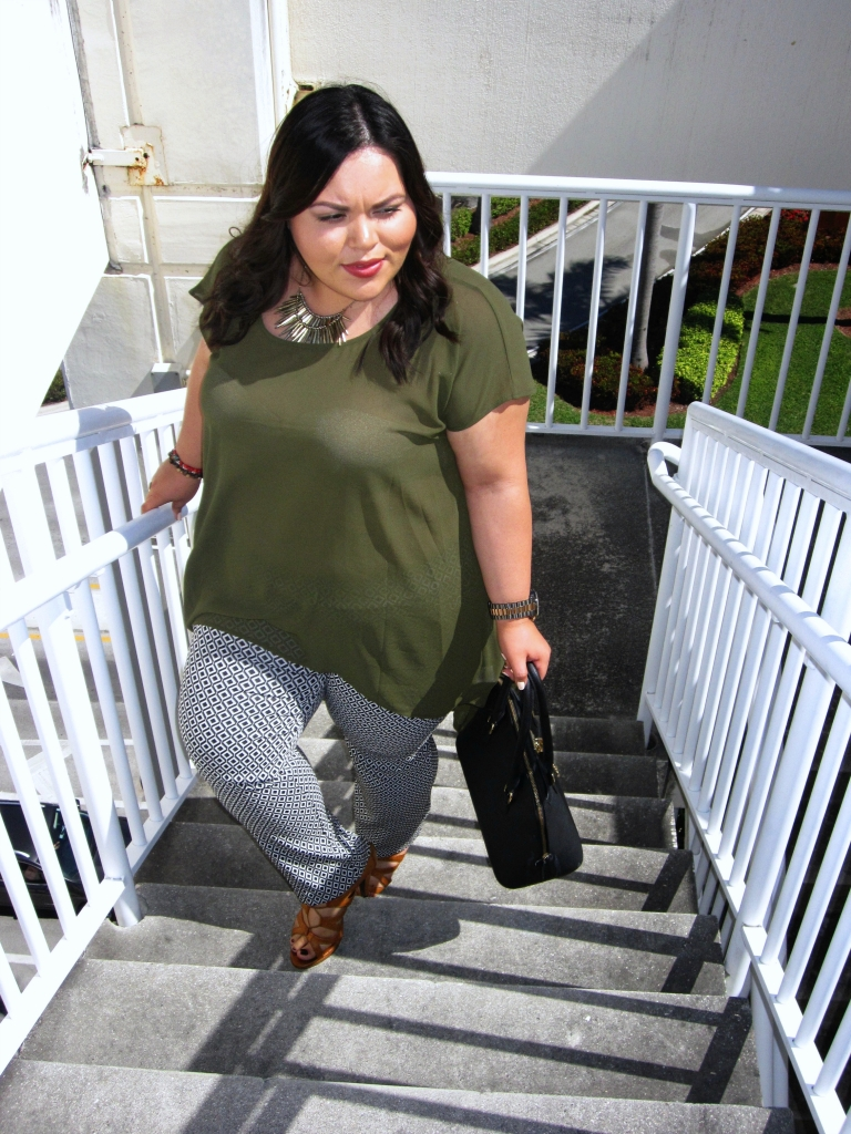 Plus Size Latina Fashion Blogger