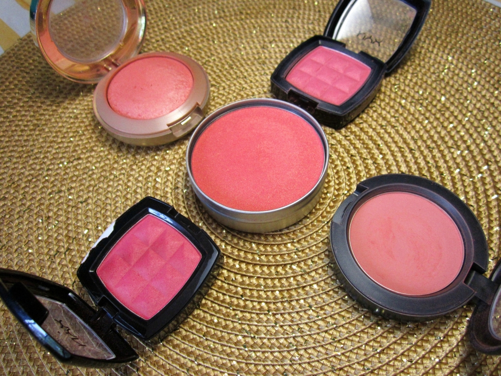 Top 5 Blushes for Spring