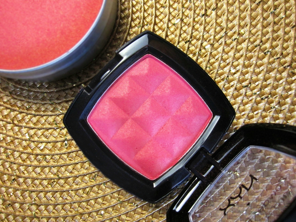 NYX Cosmetics Pinched Powder Blush