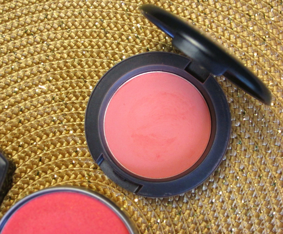 MAC Cosmetics Melba Matte Powder Blush