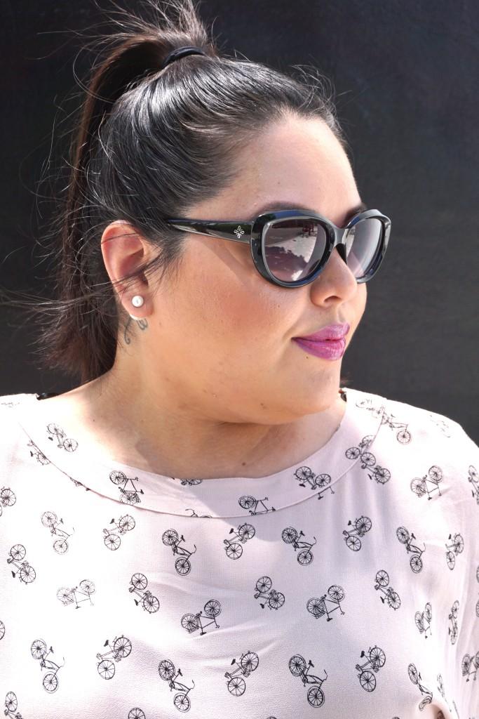 Vera by Vera Wang Sunglasses