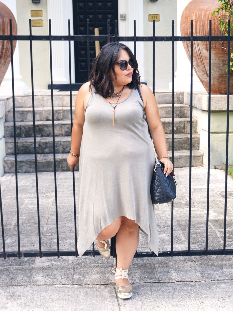 Plus Size H&M Dress Summer Fashion