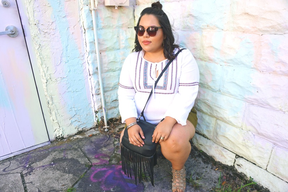 Summer Plus Size Outfit Inspo