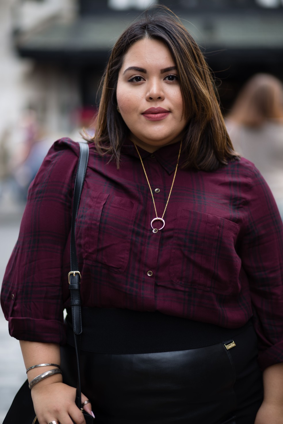 Plus Size Fall Outfit of the Day