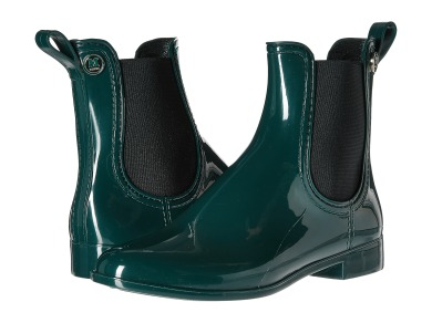 M Missoni Ankle Rain Boots in Teal