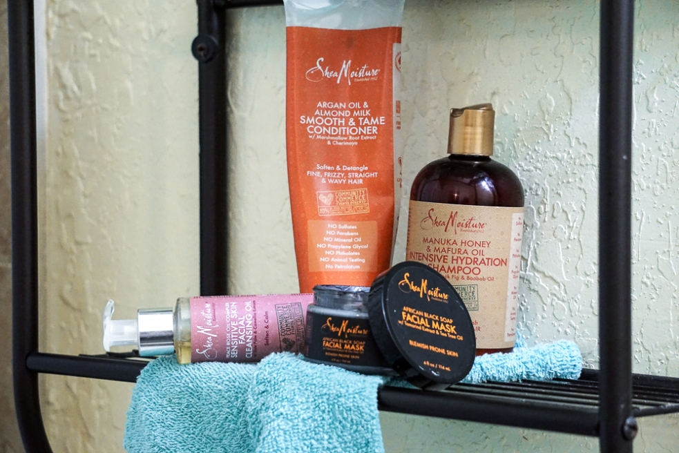 Shea Moisture Drugstore Beauty Product Review