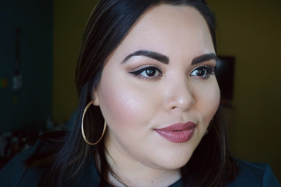 Valentine's Day Makeup Tutrorial