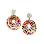 Baublebar Clover Drop Earrings
