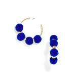 Baublebar Havana Pom Poms Earrings