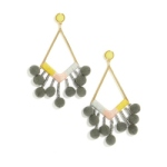 Baublebar Solange Pom Pom Earrings