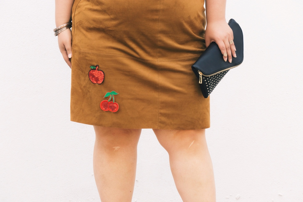 How To Upgrade the Look of a Skirt with DIY Patches