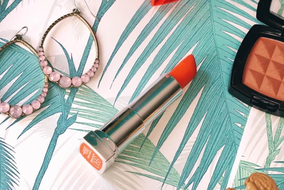 Maybelline Color Sensational Lipstick in Electric Orange
