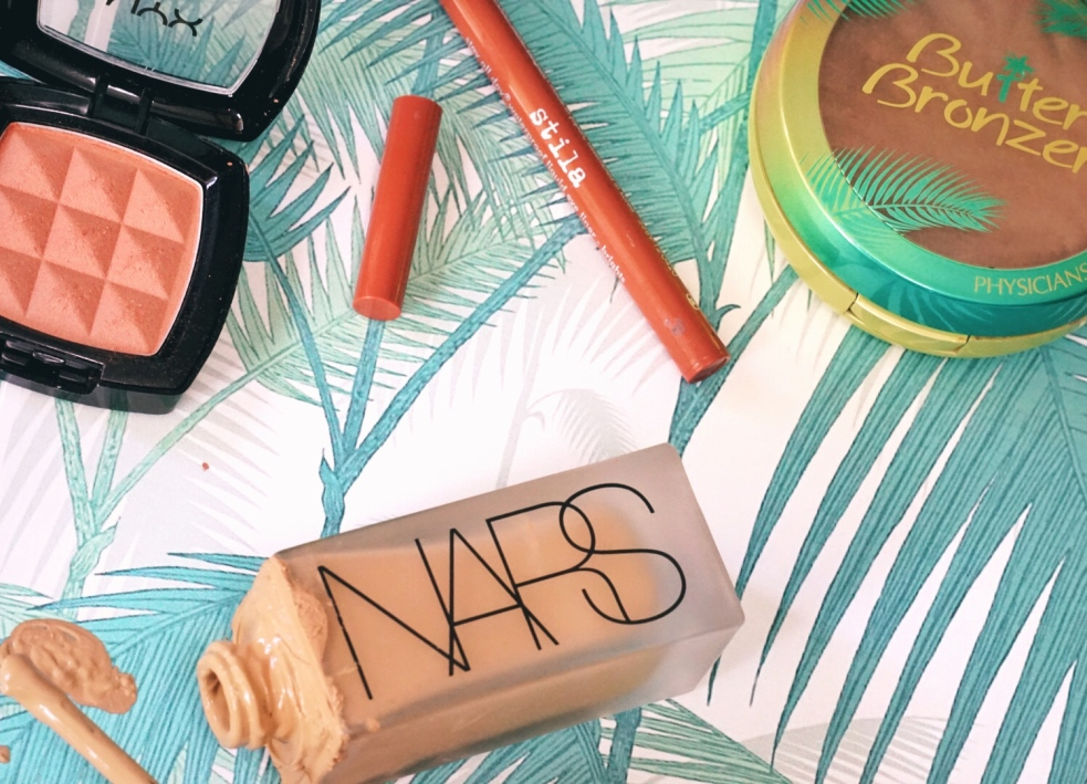 Spring Dewy Makeup NARS All Day Luminous Weightless Foundation