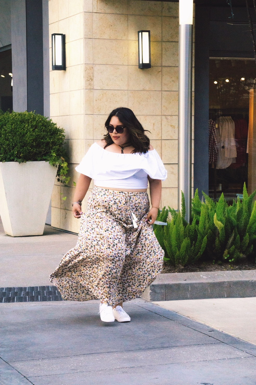 Spring Style Outfit Plus Size