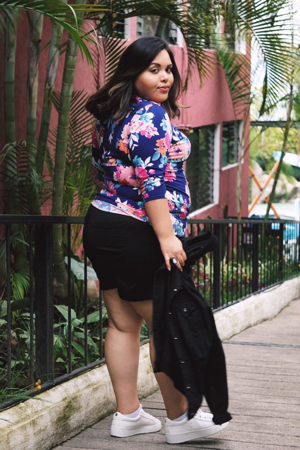 Summer Plus Size Outfit Styling in Guatemala - Steve Madden Women's Bertie Platform Sneaker