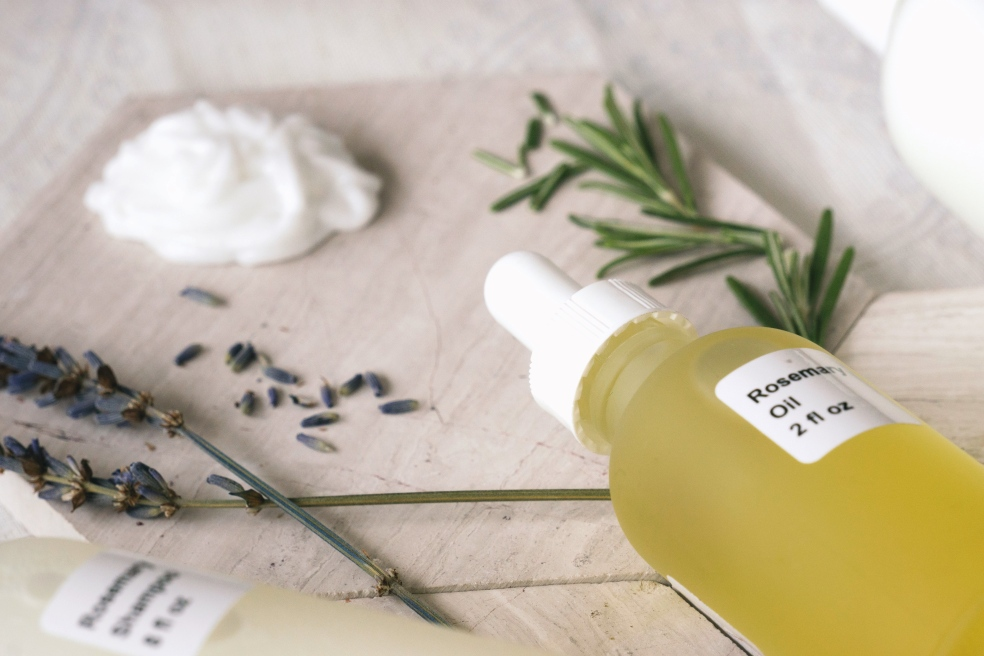 Sayblee Rosemary Hydrating Oil