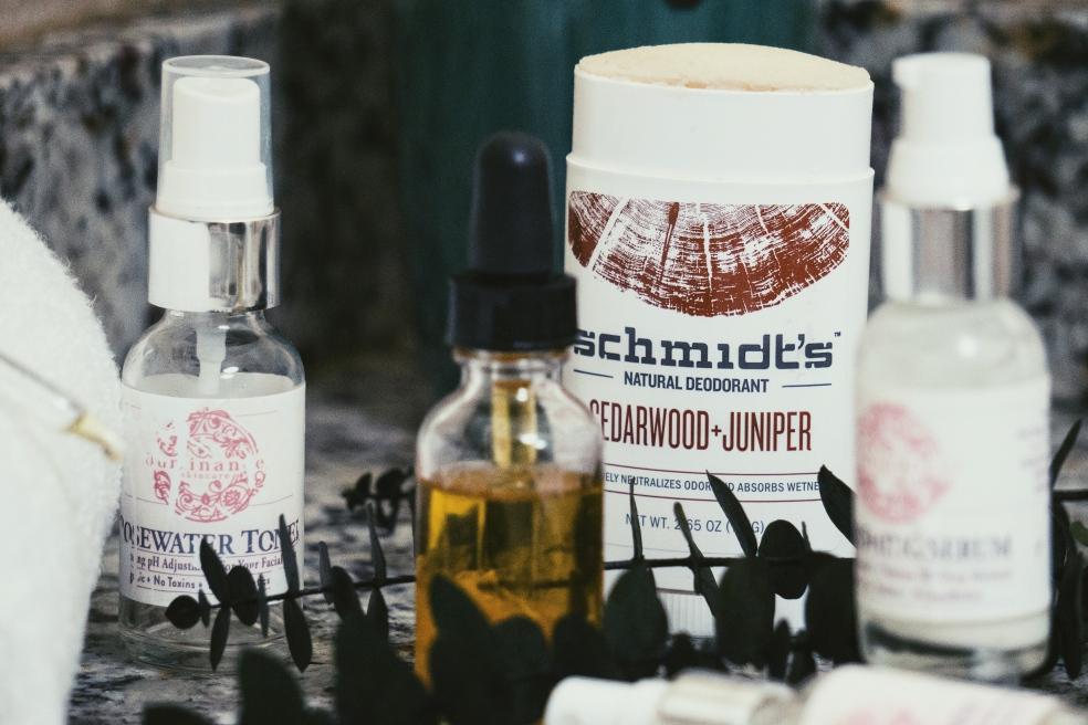 Schmidt's Cedarwood & Juniper Cruelty Free Vegan Natural Deodorant